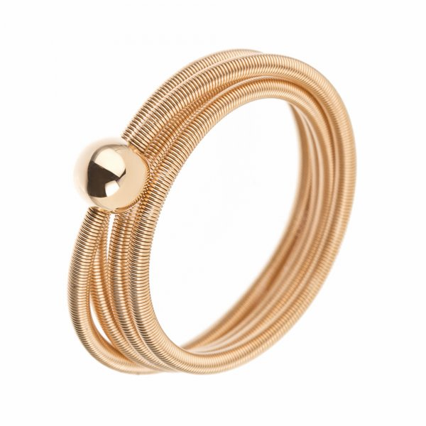Niessing Colette N281524 Ring mit 4-Fach Wicklung Rotgold