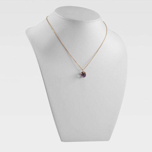 Chopard Imperiale Amethyst Collier Roségold 799207-5003